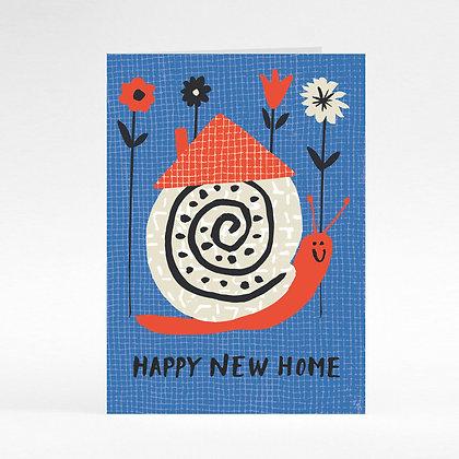 Happy New HomeSnail