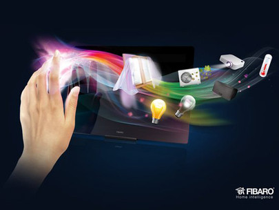 Fibaro手勢控制相框Swipe台灣首次登場