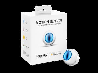 Fibaro for Apple HomeKit 環境感測器