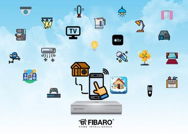 Fibaro讓您擁有全方位智慧家電