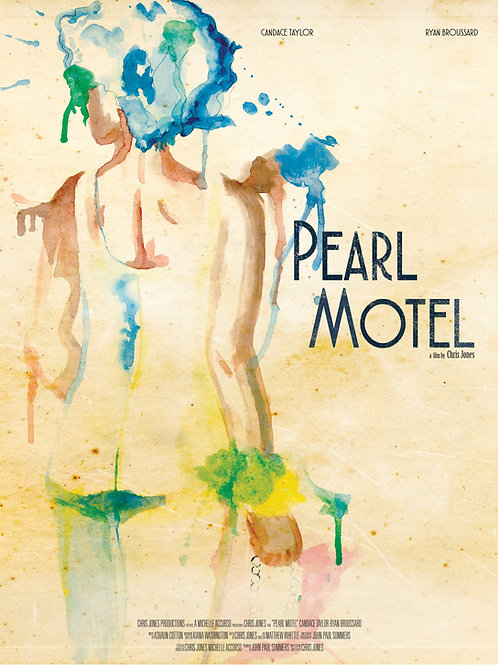 Pearl Motel Poster
