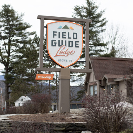 Our stay at Field Guide💼