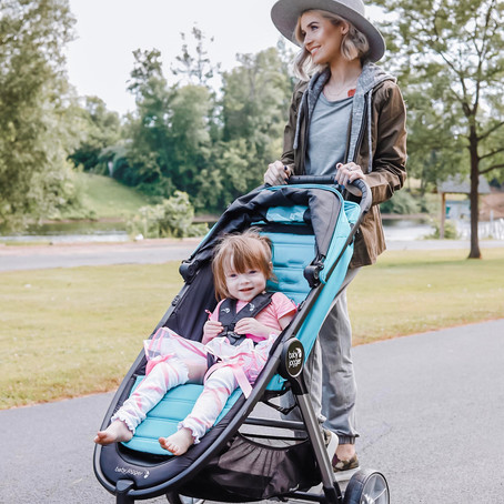 A Day Out With Our Baby Jogger