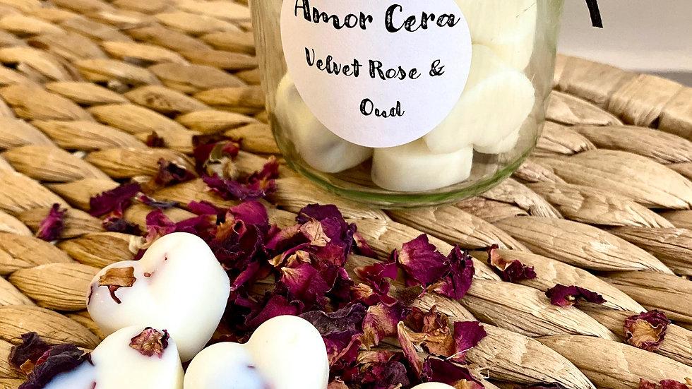 Velvet Rose & Oud Jar of Melts