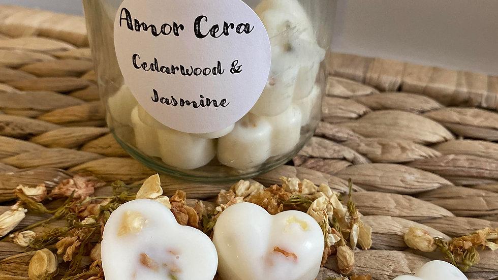 Cedarwood & Jasmine Jar of Melts