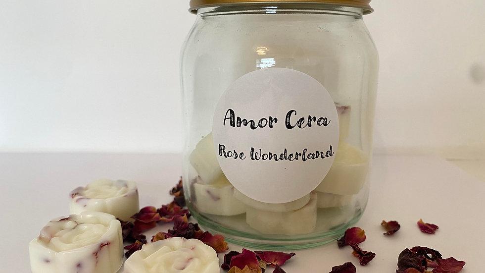 Rose Wonderland Jar of Melts