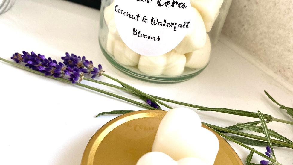 Coconut & Waterfall Blooms Spa Jar