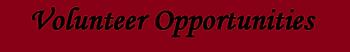 Click to View Volunteer Opportunities on VolunteerSpot