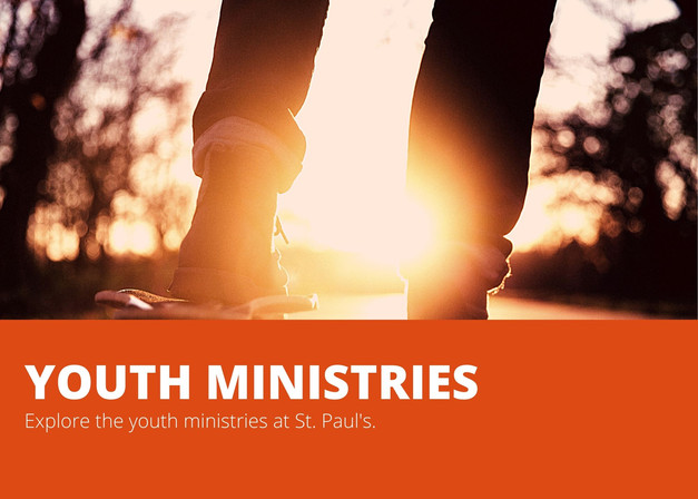 Check Out Youth Ministries