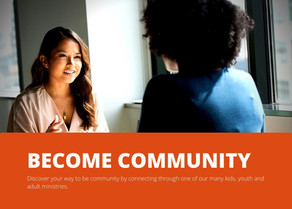 Become Community