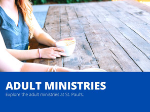 Explore Adult Ministries