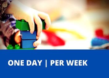 ONE DAY | PER WEEK