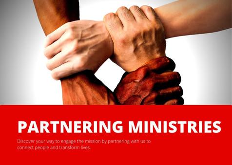 Partner Locally and Nationally