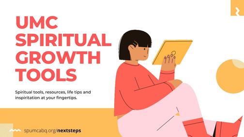UMC Spiritual Tools