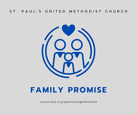 Family Promise Graphic Card