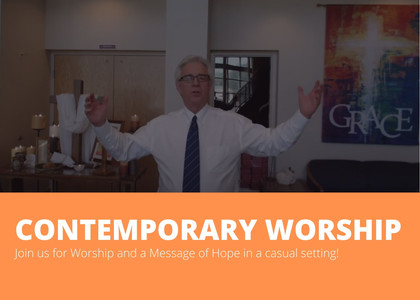 11:30 Contemporary Worship