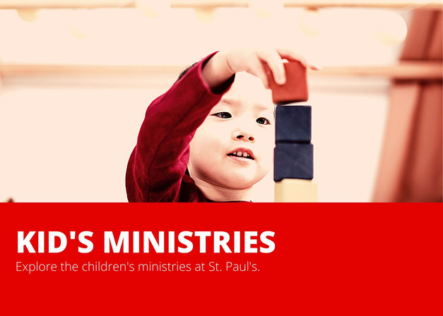 Discover Kids Ministries