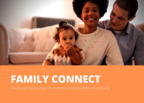 Connect Family to Community