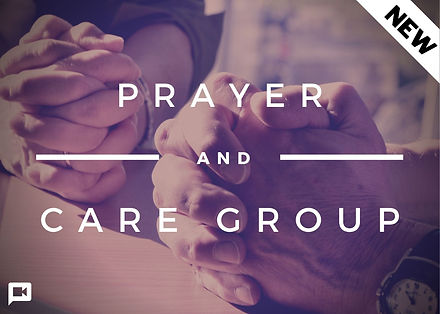 Prayer and Care Group Tile Card