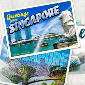 Visit Singapore Social Media