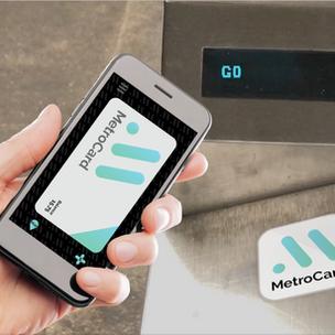 Metrocard App Design