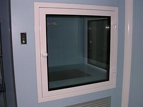 Передаточные окна для чистых помещений