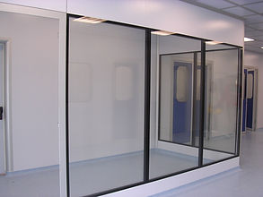 Смотровые окна для чистых помещений