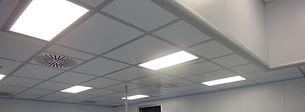 Потолк для чистых помещений Т24
