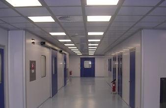Двери для чистых помещений любой конструкции