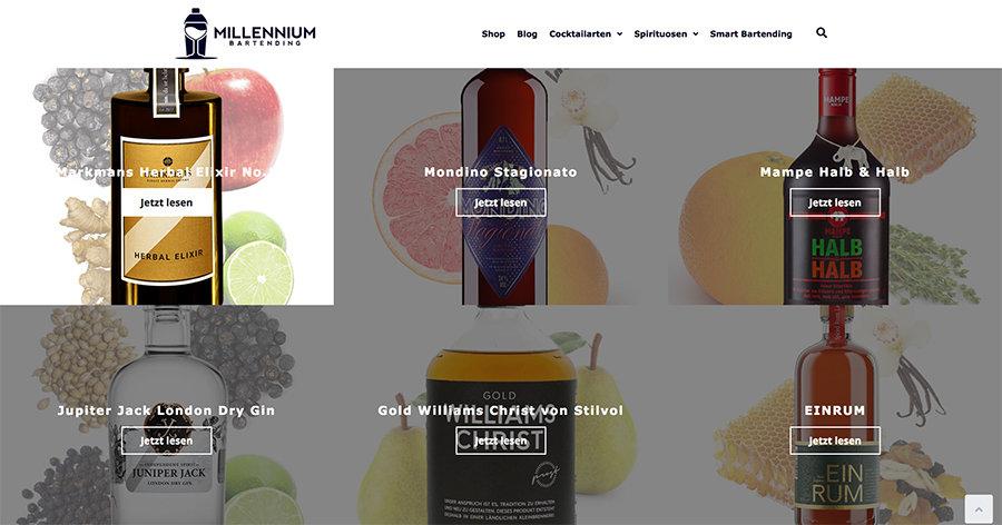 Millenium Bartending markmans Cocktail Drink Mixology Test Empfehlung Bio Genuss Spezialit