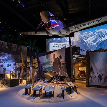 Museums zoos, science centers, aquariums and themed environments use FOLIA™ because it is engineered for use in high-traffic environments.