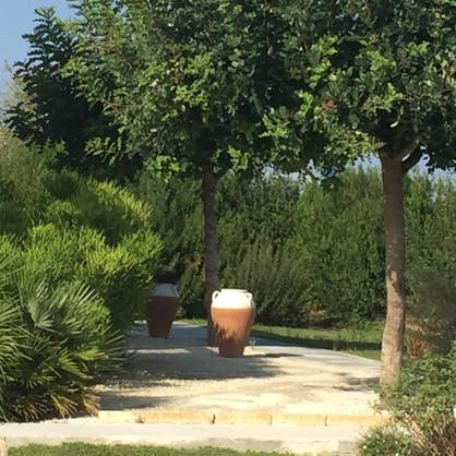 Sentiero del parcheggio - path to the park