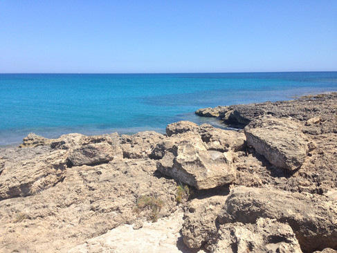 dintorni, mare di scoglio - surroundings, rocky sea