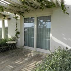patio privato - private patio