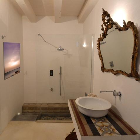 doccia extra large shower