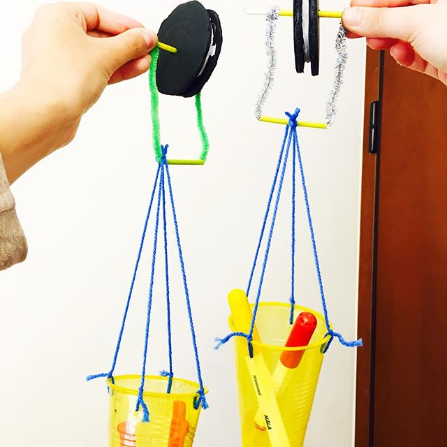 DIY Pulleys