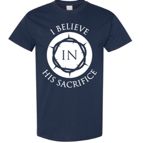 I BELIEVE In His Sacrifice - Navy