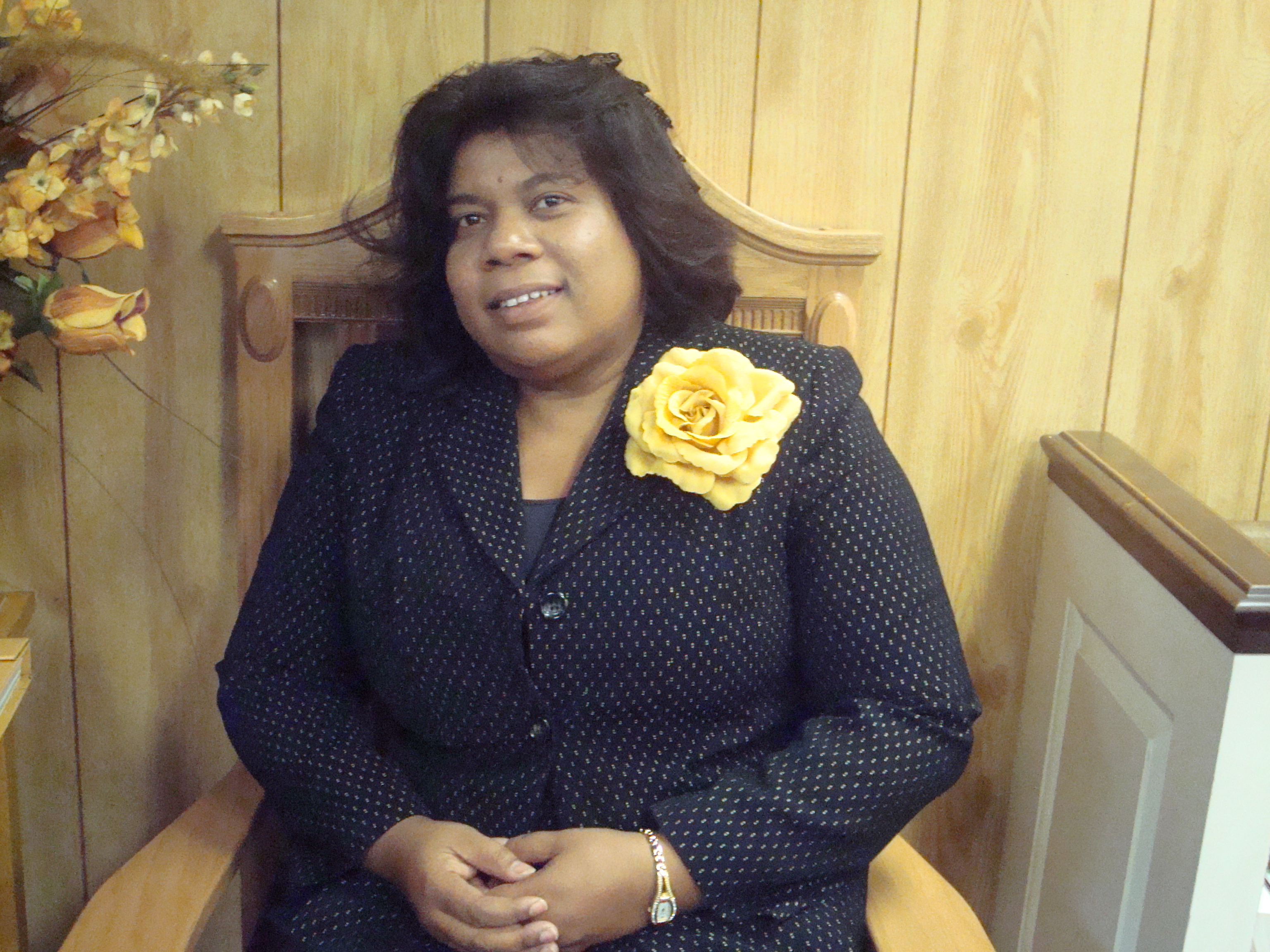Reverend Naomie Prudent