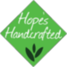 Hope's Handcrafted Treasures Logo