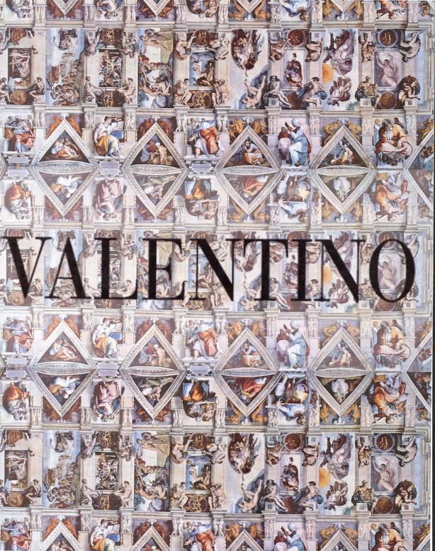 VALENTINO COUTURE PROJECT