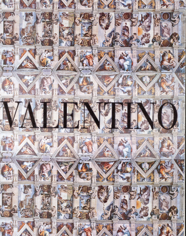 VALENTINO COUTURE PROJECT