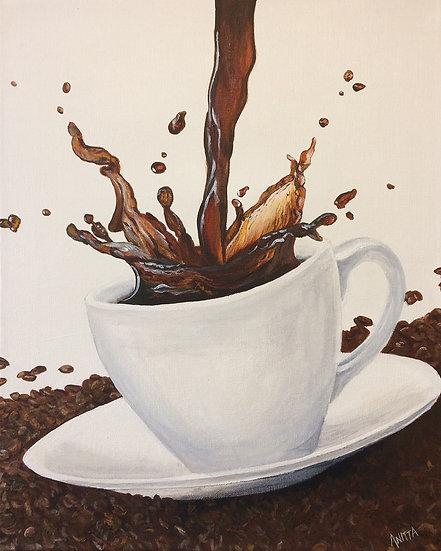 Apaixonando-se por Café