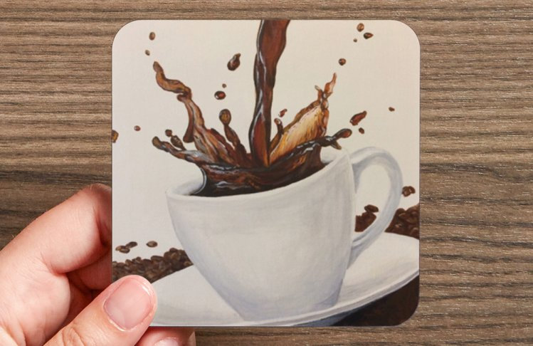 Coffee Coaster Pack