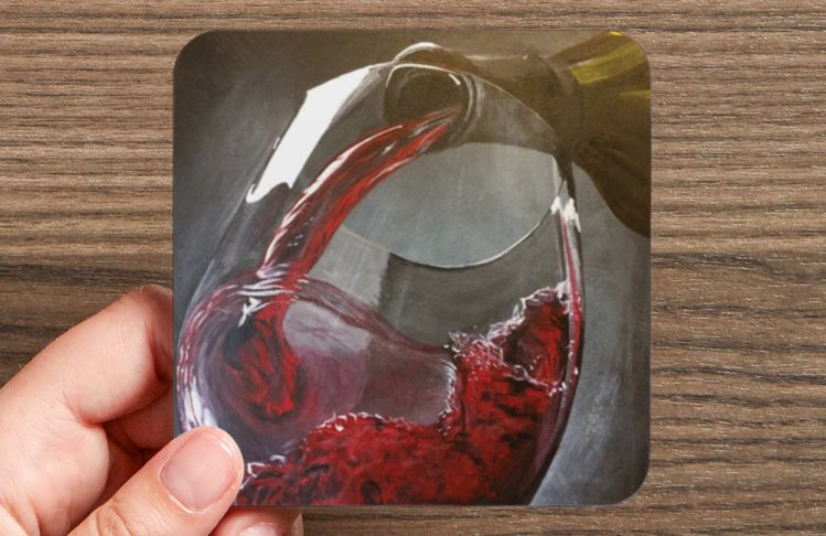 Wine Coaster Pack