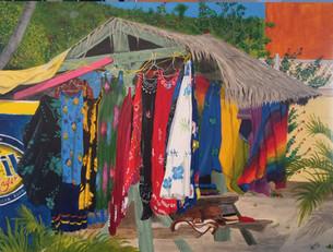 Carib in Antigua