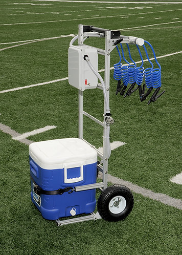WIWTR-ICE WATER HYDRATION CART  15 GALLON
