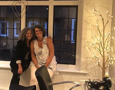 Lorraine Massey visits Curl Confidence