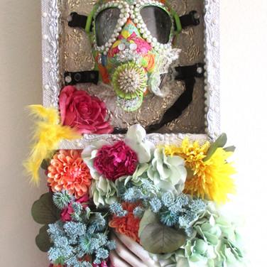 Covid Mask for Marie Antoinette-Let Them Breathe Air