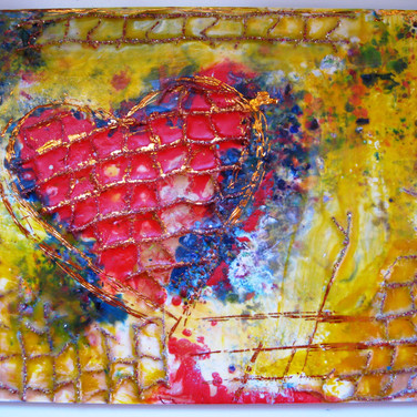 Caged Heart (series)