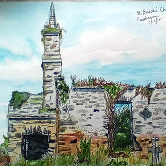 St.  Briede's Church-Crosshaven